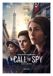 call to spy trailer