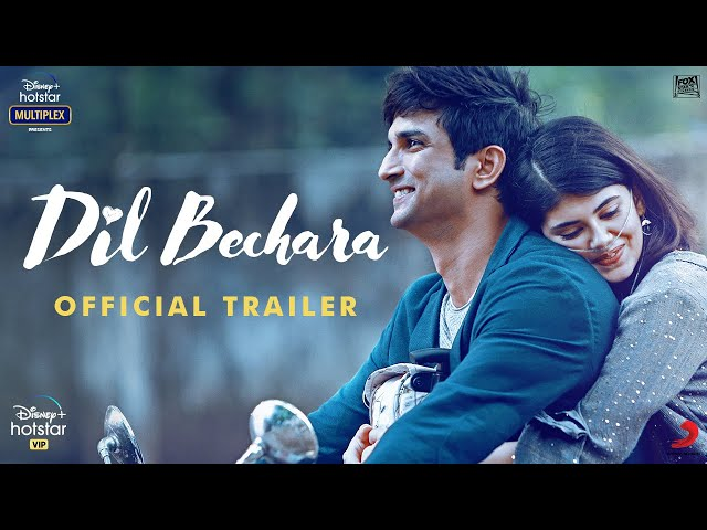 Watch dil bechara full movie
