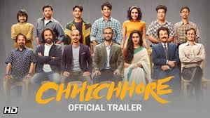 Chhichhore | Official Trailer | Nitesh Tiwari | Sushant | Shraddha | Sajid  Nadiadwala | 6th Sept - YouTube